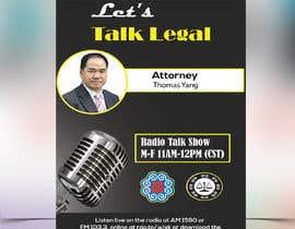 #62 for Radio talk show flyer by khannaeem