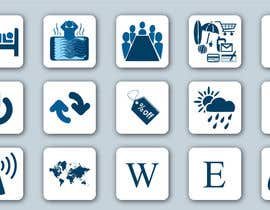 #18 for Icon or Button Design for Sazu Technologies by marsalank
