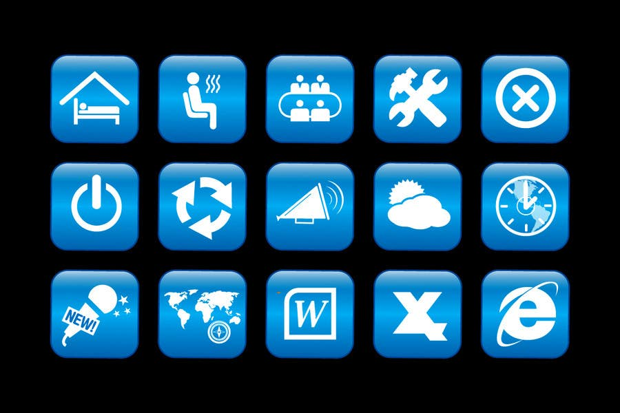 #25 for Icon or Button Design for Sazu Technologies by nicelogo