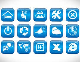 #24 untuk Icon or Button Design for Sazu Technologies oleh nicelogo