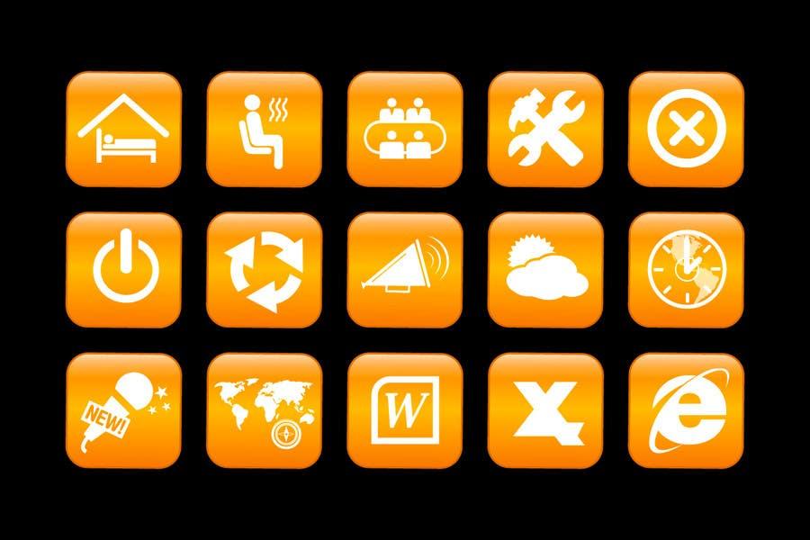 #23 for Icon or Button Design for Sazu Technologies by nicelogo