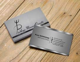 #167 for Design a Business Card by projapotigd