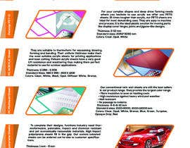 #11 for Design a one page flier by heavensady