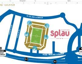 #1 for Hotel in Football Stadium PDF by SmartestLancer