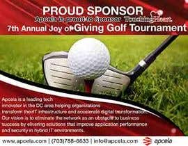 #36 for Design Sponsor Ad for Golf Tournament Brochure av maidang34