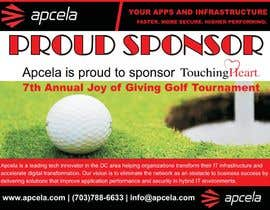 #42 for Design Sponsor Ad for Golf Tournament Brochure av reeyanshp
