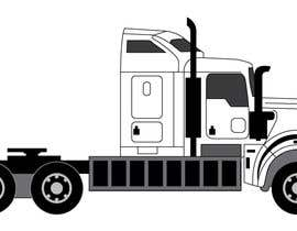 #10 for Vector design of a truck by attiqe