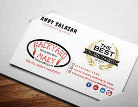 #211 for Backyard Mary Mktg Materials by Lucky571Akash
