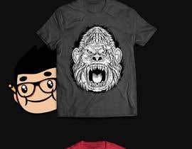 #29 for Amazon Merch t shirt design by Bateriacrist