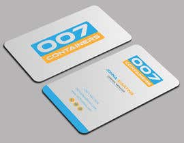 #321 for Design some Business Cards by mmhmonju