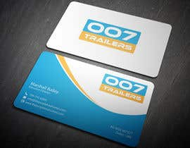 #262 for Design some Business Cards by dasshilatuni