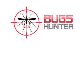 Nro 3 kilpailuun I need a simple pest control business logo created käyttäjältä noureoudaden
