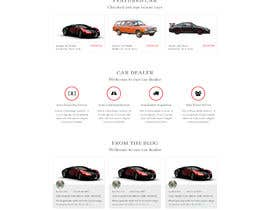 #8 for UI / UX Design for car marketplace website by saif27