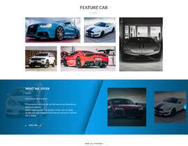 #10 for UI / UX Design for car marketplace website by babupipul001
