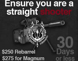 #3 para Banner Ad Design for American Precision Arms por nathansimpson