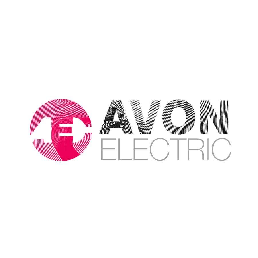 """Contest Entry #                                        11                                      for                                         Logo for my new electrical company in nova scotia canada.  """"Avon Electric"""". We live on the avon river where the eagles fly"""