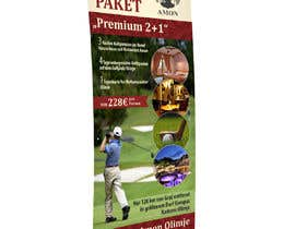 #3 for Banner for golf package 2+1 by romanpetsa
