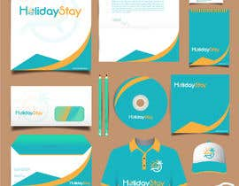 #335 for Design a Logo & Corporate Identity by Muktishah