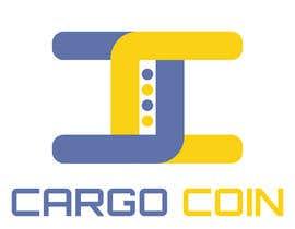 #763 para CargoCoin logo por zubayerashid