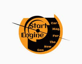 #19 for Car Magazine Logo with the name:  Start Engine by AnnaConstantin