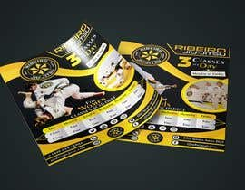 #47 for 3 Flyers for BJJ classes by adview1