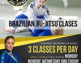 #30 for 3 Flyers for BJJ classes by maidang34