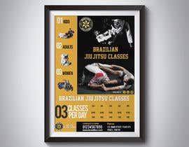 #52 for 3 Flyers for BJJ classes by kiritharanvs2393