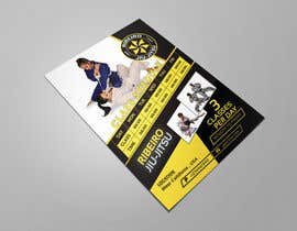 #67 for 3 Flyers for BJJ classes by designfactorex
