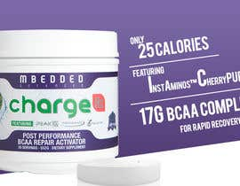 #8 for Charge Nutrition Banner by sftechnologies