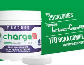 #10 for Charge Nutrition Banner by sftechnologies