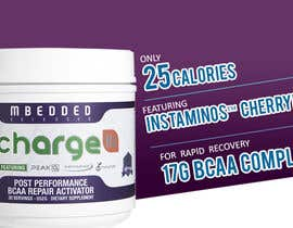 #17 for Charge Nutrition Banner by sftechnologies