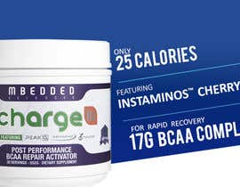 #20 for Charge Nutrition Banner by sftechnologies