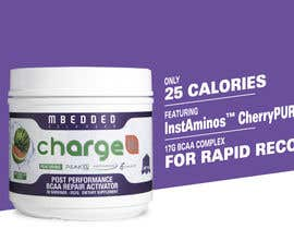 #5 for Charge Nutrition Banner by attiqe