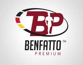 "#113 untuk Logo Design for new product line of Benfatto food and wellness supplements called ""Benfatto Premium"" oleh mtuan0111"