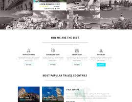 #20 for build me a website for tours and travel by sherazi2592
