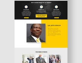#45 for Redesign my Home Page Website by FirstCreative