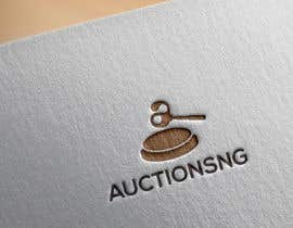 #47 for Logo for Auction site by ngraphicgallery