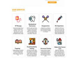 #15 for Create a landing page for naturopathic doctors at NCMC by AndITServices