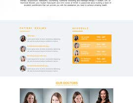 #20 for Create a landing page for naturopathic doctors at NCMC by AndITServices