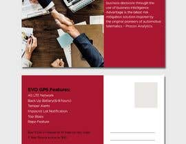 #1 for Marketing Postcard To Mail Out by NIROVIC