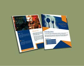 #55 for I need a brochure designed for an online platform by biplob36