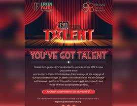 #22 for Design a Flyer - Talent Show by Sunilpatel7525