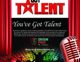 #26 for Design a Flyer - Talent Show by narayaniraniroy