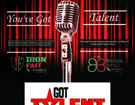 #27 for Design a Flyer - Talent Show by narayaniraniroy