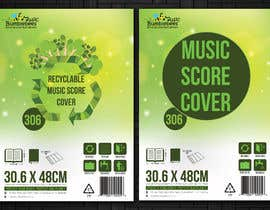 #8 for Packaging Designs for 2 Music Score Covers by ssandaruwan84