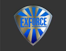 #6 untuk I want a logo completed for ex law enforcement. I want it to resemble a badge but to say ExForce in the middle of the badge. I want it to be as real as possible so 3d. oleh elena13vw