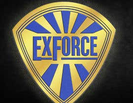 #14 untuk I want a logo completed for ex law enforcement. I want it to resemble a badge but to say ExForce in the middle of the badge. I want it to be as real as possible so 3d. oleh elena13vw