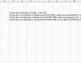 #29 for Very Basic Excel yes / no formula required by Iqbal74