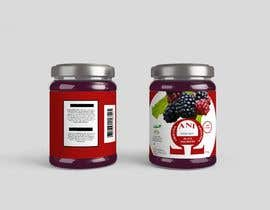 #11 cho Create Print Label for Omega Foods Jam Jar and cans bởi nilow