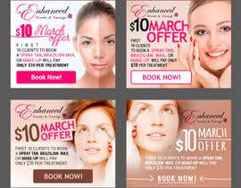 #10 for Beauty Special Digital Ad by KondakovK